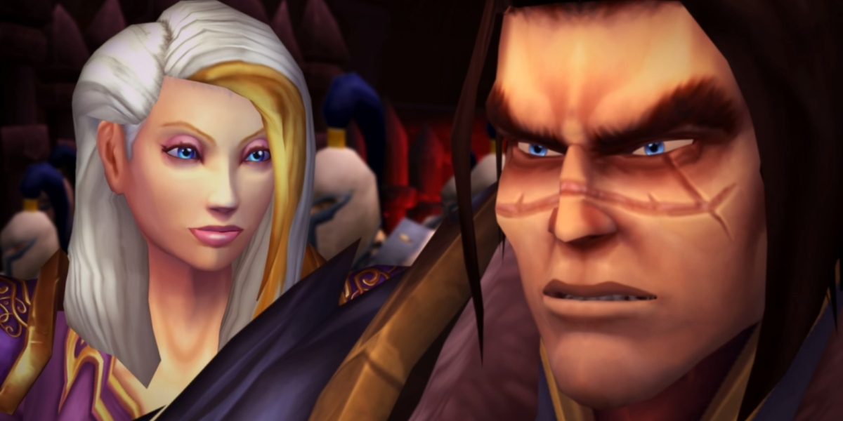 Jaina World of Warcraft