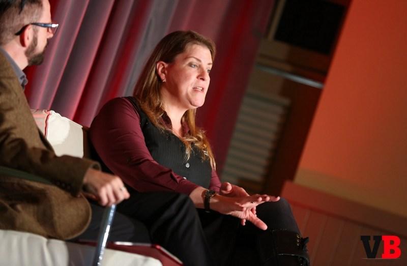 Kate Edwards of the IGDA at the GamesBeat Summit.