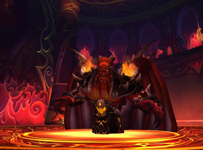 World of Warcraft Kiljaeden