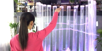 Maybe motion-controlled fountains are Kinect's future