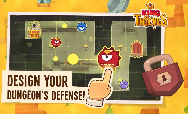 King of thieves database - 1f
