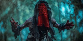 This Witcher cosplay would stop Geralt's horse in its tracks (gallery)