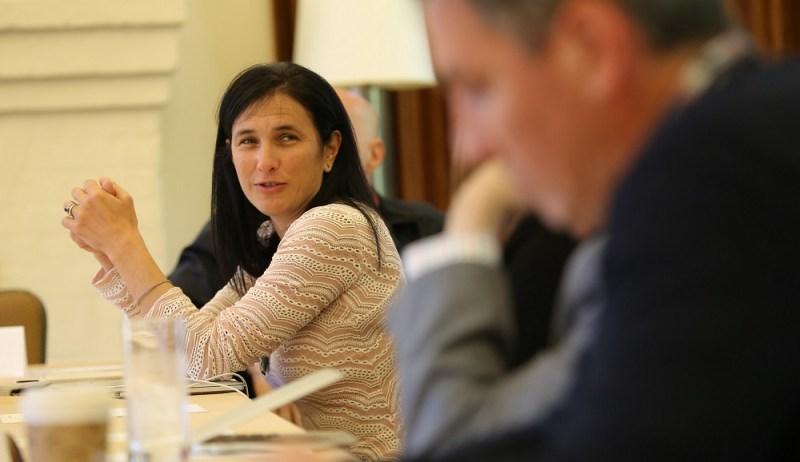 Lisa Marino, CEO of RockYou.