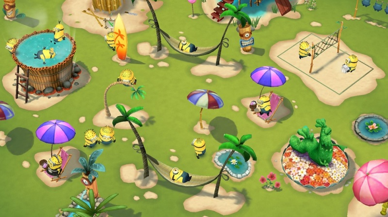 Minions Paradise game
