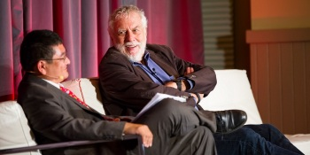 Nolan Bushnell talks educational games, the future of jobs, and Five Nights at Freddy's