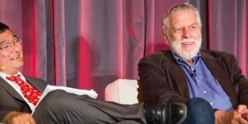 Atari founder Nolan Bushnell is still gaming's showman at 72