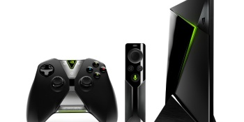Nvidia launches its Shield set-top box for Android TV — with optional 500GB hard drive