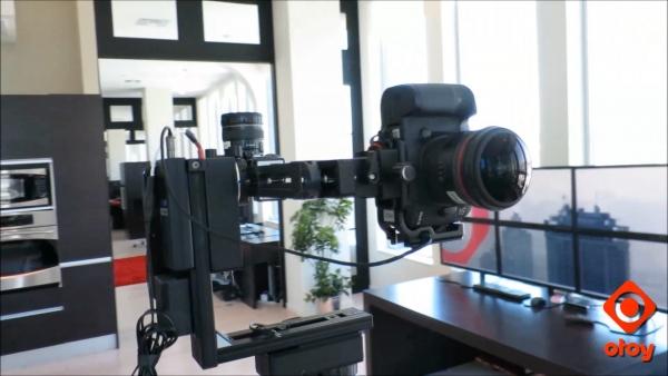 Otoy light-field capture camera.