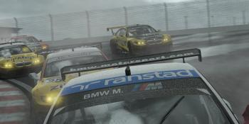 Project Cars is a beautiful racing sim with A.I. that drives like a teen with a learner's permit