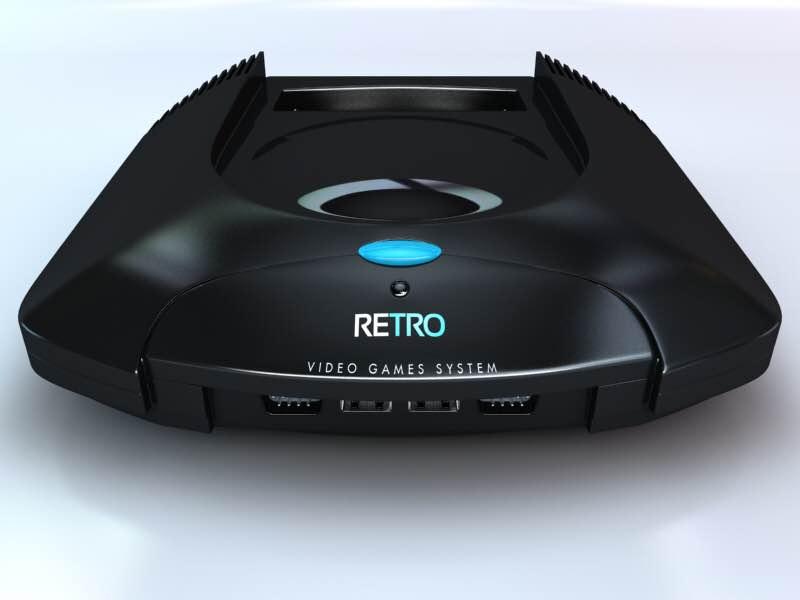 The Retro VGS.