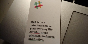 Blockspring integrates with Slack so you can build super useful bots that do real work