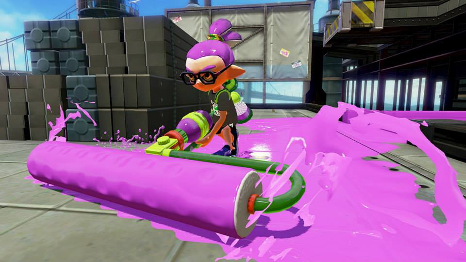 The roller can cover the ground quickly, but it leaves you at disadvantage in a ranged fight.