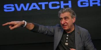 Swatch says it's developing smartwatch batteries that last 6 months