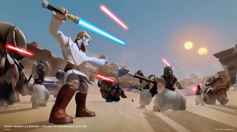 Star Wars: Twilight of the Republic for Disney Infinity 3.0.