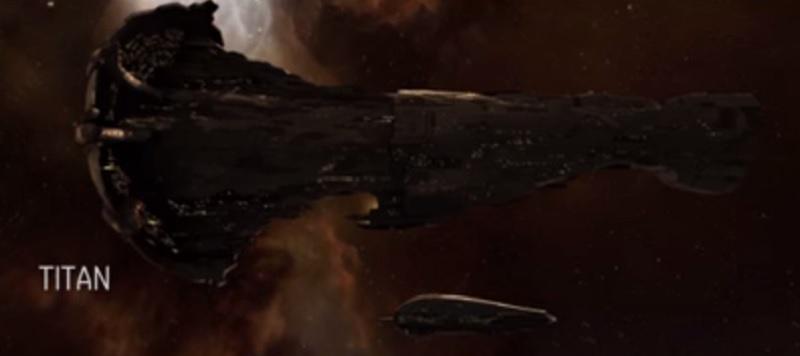 titan in Eve Online