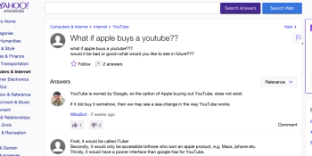 Is Apple building a YouTube killer? The rumor returns