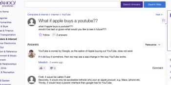 Is Apple building a YouTube killer? The rumor returns