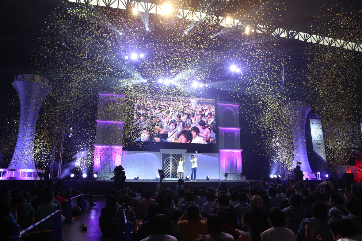 Gung Ho Fes 2015 was a family-focused event that took place in Tokyo earlier this year.