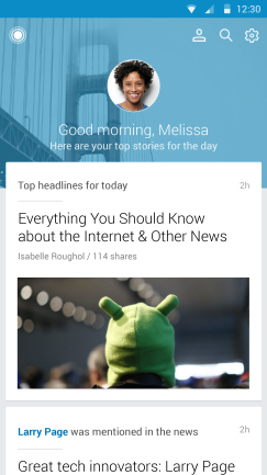 LinkedIn Pulse: Android