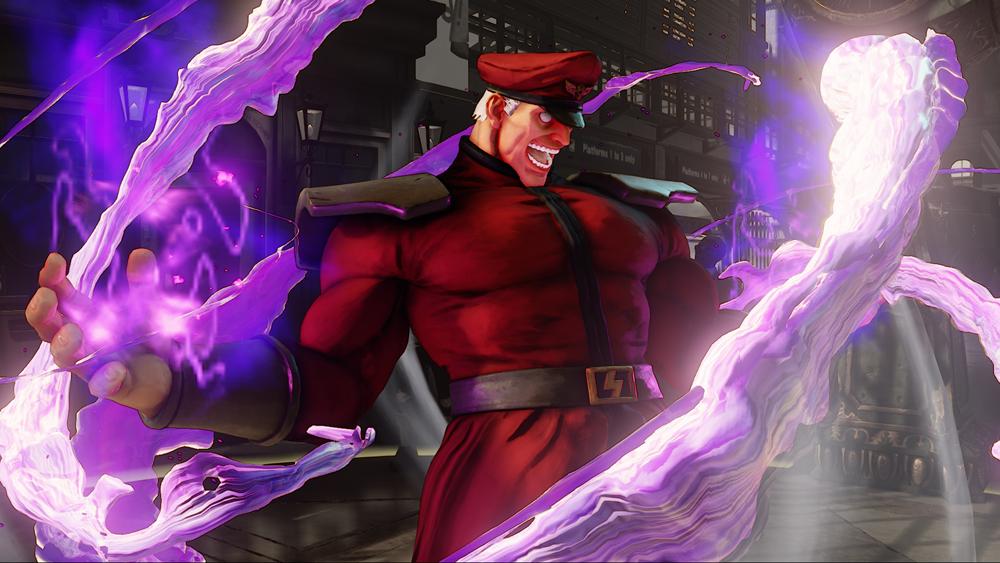 Street Fighter V M.Bison V Trigger