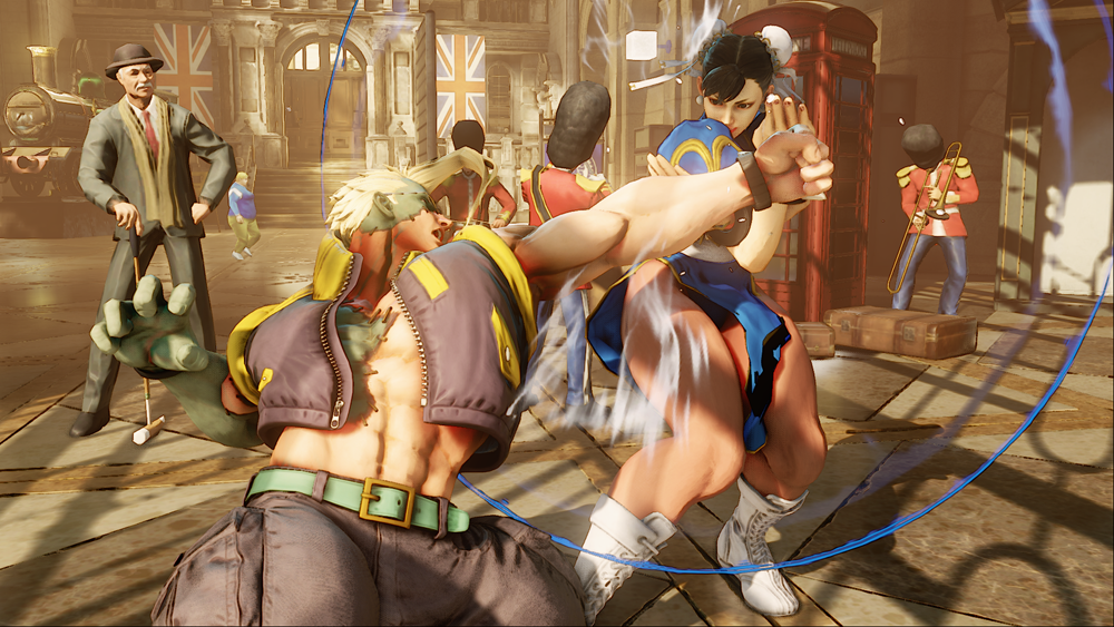 What I Think Of Street Fighter V S New Techniques And Systems
