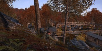 DayZ is starting to lose the survival-sim war