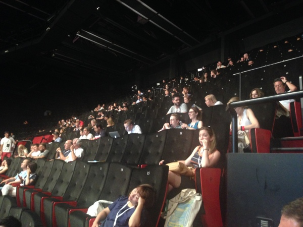 Twitter at Cannes Lions. Where the audience wasn't.