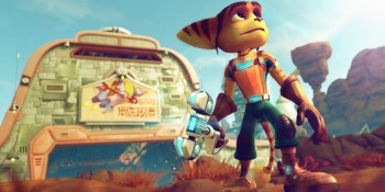 Ratchet & Clank return on PlayStation 5 in Rift Apart