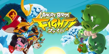 Angry Birds Fight! brings player vs. player combat to the popular franchise