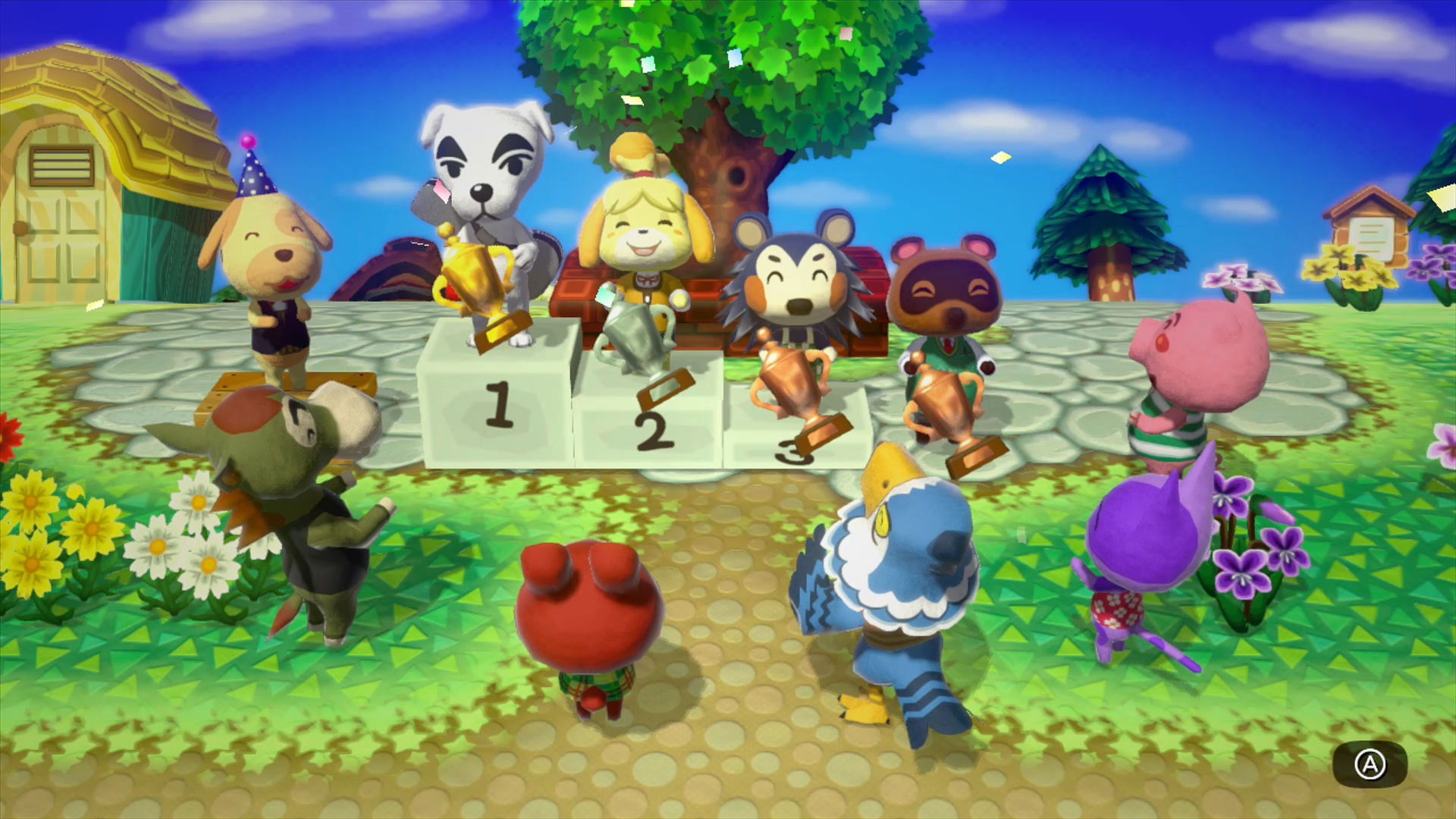 Animal Crossing Director On How Amiibo Influenced New Games