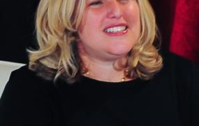 TripAdvisor CMO Barbara Messing at GrowthBeat Summit in Boston.