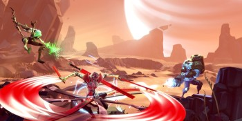 2K delays release date for its MOBA shooter Battleborn