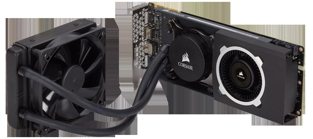 BullDog GPU Liquid Cooler Attachment