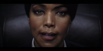 Angela Bassett will talk right at you with intensity in Rainbox Six Siege