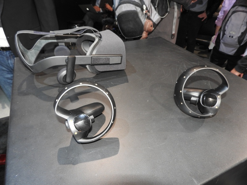 Oculus Rift and Oculus Touch