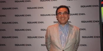 Square Enix CEO talks Final Fantasy VII, global games, and trusting their creators