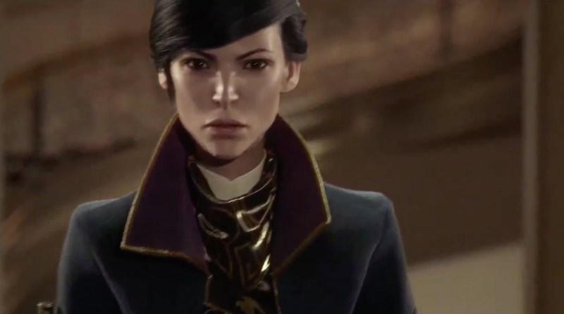 Dishonored - Emily Kaldwin E3 2015
