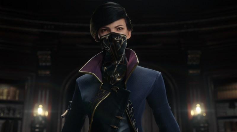 Dishonored 2 E3 2015 - Emily