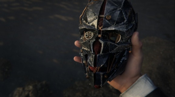 Dishonored 2 E3 2015 - Mask
