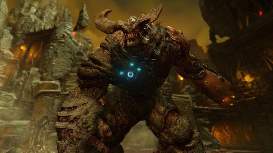 Doom E3 2015 - Cyberdemon 2