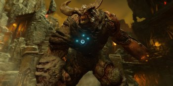 Doom's fast-paced arcade mode is part of a free update