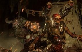 Doom E3 2015 - Cyberdemon
