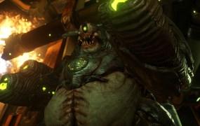 Doom E3 2015 - Mancubus