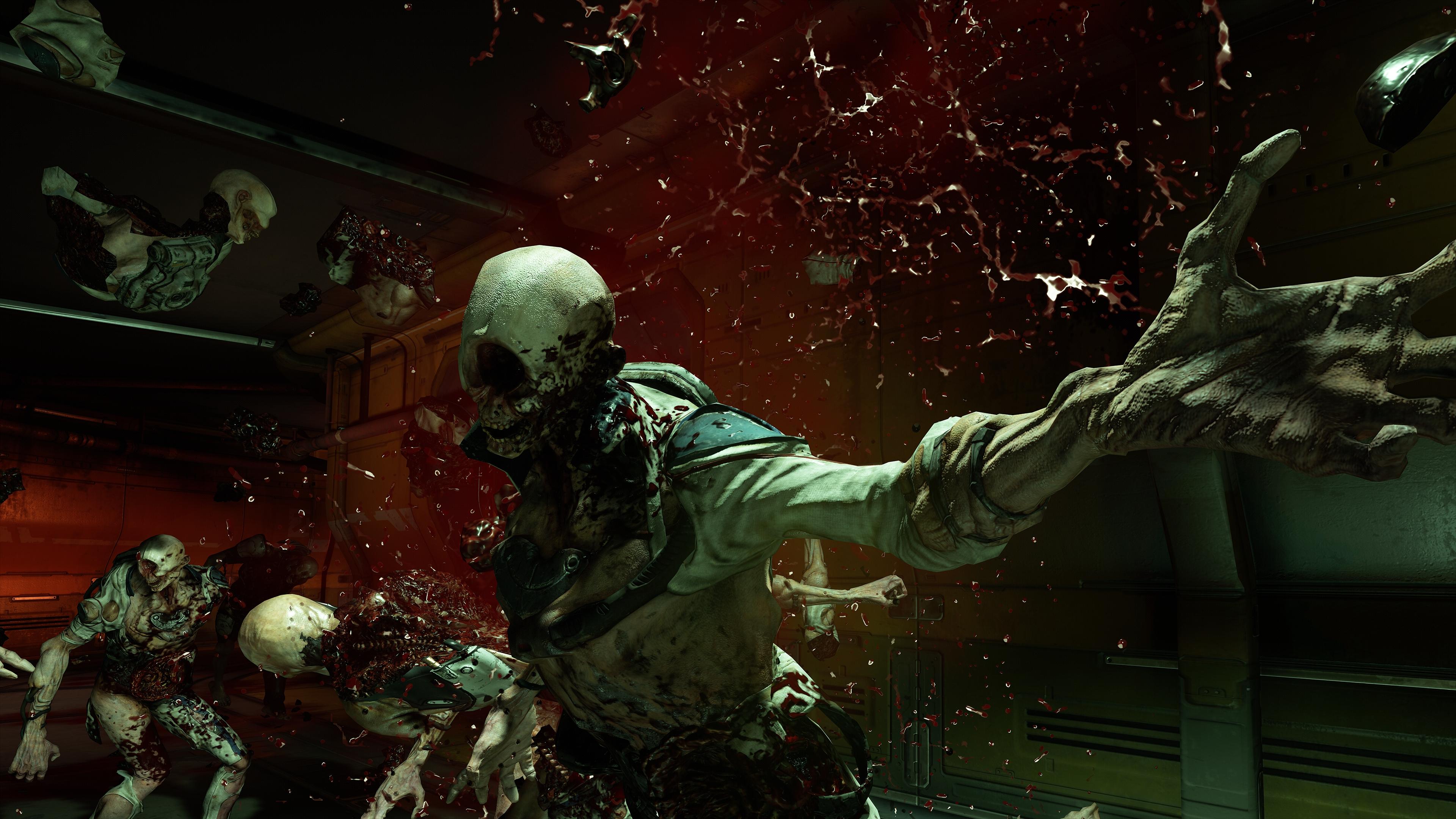 Doom E3 2015 - Unwilling Attack