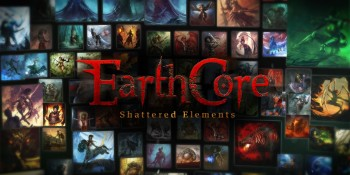Earthcore: Shattered Elements challenges your brain without reaching into your wallet