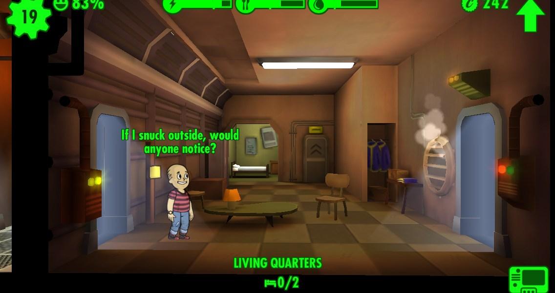 Fallout Shelter - Kids