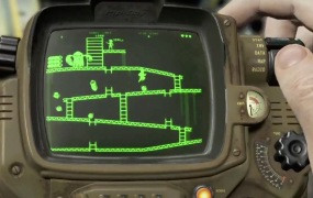 Fallout 4 PipBoy minigame - E3 2015