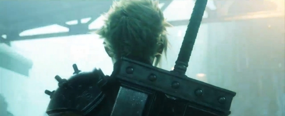 Final Fantasy 7 remake E3 2015
