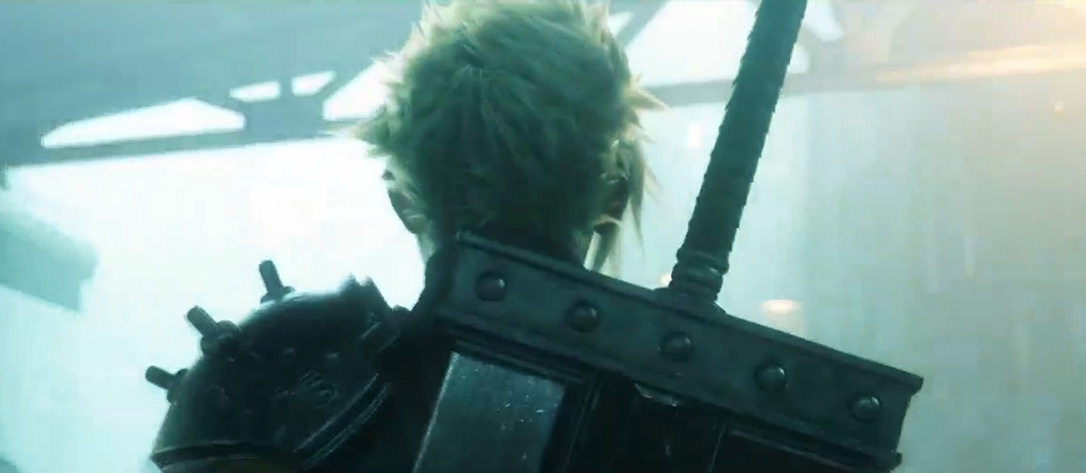 Final Fantasy 7 remake E3 2015