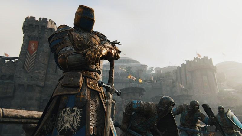 For Honor E3 2015 - warden beauty
